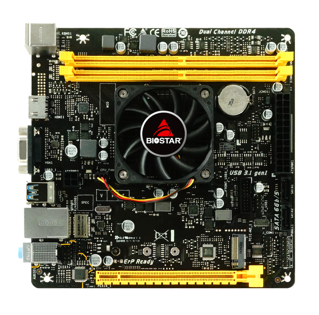 A10N-8800E AMD CPU onboard gaming motherboard