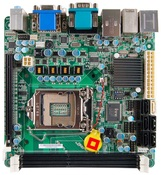 BIB75-I2T Intel B75 chipset(Q77 by Option) gaming motherboard